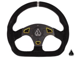 Steering Wheel with Leather