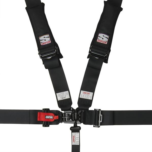 simpson 5-point harness