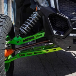 "Can-Am Maverick X3 XRS 72"" Duner OEM Replacement Suspension Kit"