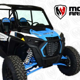 Moto Armor Polaris RZR Turbo S Windshield