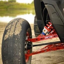 HCR Racing RZR Suspension Kit