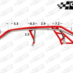 Polaris RZR Pro XP Cage